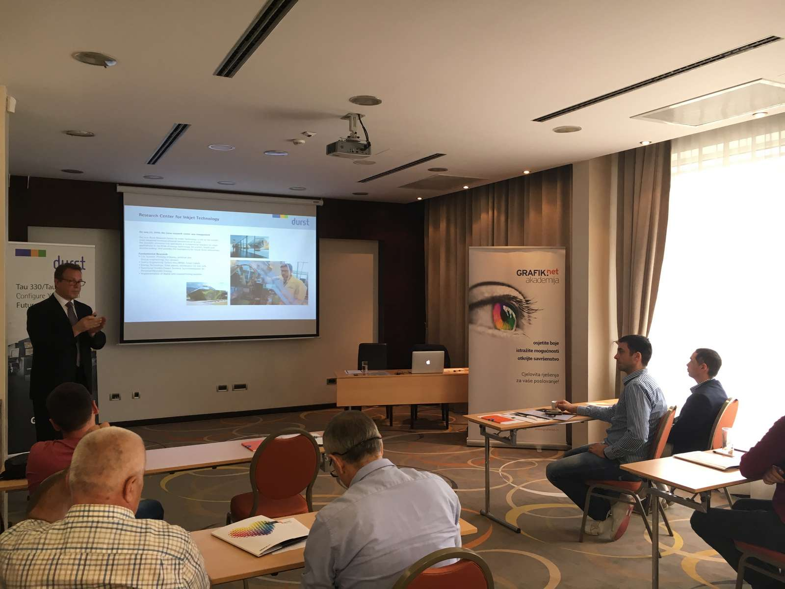 WORKSHOP, BELGRADE & ZAGREB – DIGITAL LABEL PRINTING