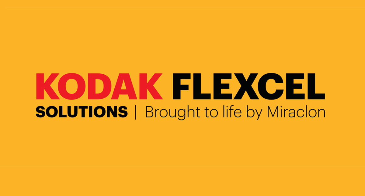 KODAK flexcel brought to life by Miraclon